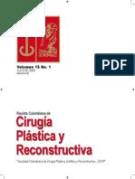 Cirugía Plastica y Reconstructiva Volumen_15-N-º1 Junio de 2009