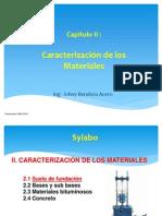 2.0 Comportamiento de Los Materiales Sub Rasante Unh 2011