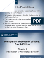 Introduction to Information Security Chapter 1