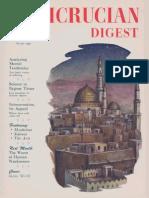 Rosicrucian Digest, September 1956