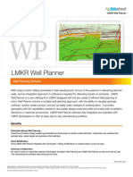 LMKR Well Planner