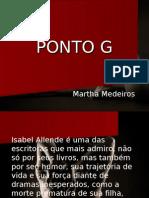 O Ponto G
