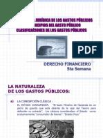 3. Naturaleza Juridica Del Gasto Publico_ La Taza