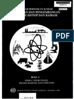 Teknik Radiasi Dan Isotop
