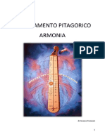 Vincenzo Pisciuneri - Insegnamento Pitagorico 3 - Armonia