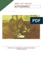 Notiziario 245 - Frati Minori di Lombardia