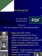 fordított papilloma nasopharynx
