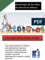 Ventajas y Desventajas de Las Redes Sociales Monografia Avance