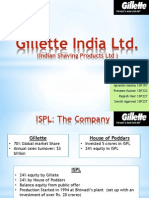 Gillette India Ltd_Group 2_ Section C