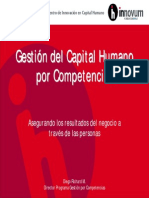 Fundación Chile - Gestión Por Competencias