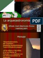 Clase 8 La Arqueoastronomía Andina