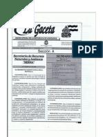 Gaceta Politica P+L Acuerdo 781-2008
