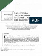 ElVirreyDeLima-La Partida Doble