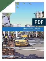 LBJ Skillman Urban Planning Initiative Study