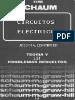 [Schaum] Cuircuitos Electricos