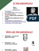 1sto Je Filozofija