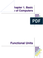 Chapter 1 -Basic Structure of Computers (1)