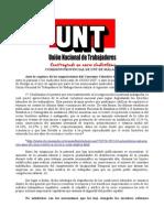 Comunicado con motivo de la ruptura de las negociaciones del Convenio Colectivo de Hostelería de Málaga 07/07/2014