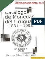 Catalogo de Monedas Del Uruguay 1831-1998
