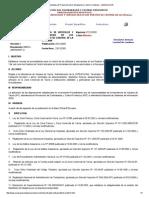 Procedimientos de Prevención Del Contrabando y Control Fronterizo - LEGISLACION