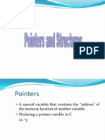 Session 6 Pointers and Structures
