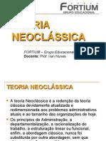 teoria neoclassica