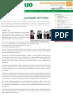 09-07-2014 Reciben en Reynosa apoyos para la vivienda