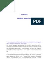 Biostatistica-variabile