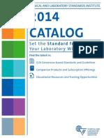 Clsi-catalog Web Links042414