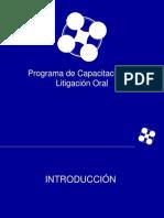 Tecnicas de Litigacion Carlos Melendez