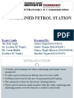 Unmanned Petrol Pump