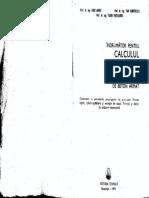 Indrumator Pentru Calculul Si Alcatuirea Elementelor de Beton Armat [1972]