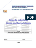 Guia de Bacteriologia