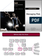 Chapter 7 - Managing Risk