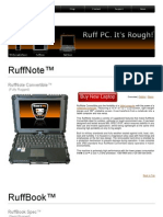 RuffPC-Product Line