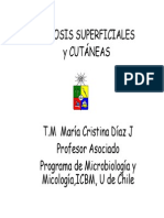 Clase Micosis Superficiales