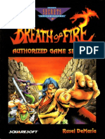 Breath of Fire - Prima