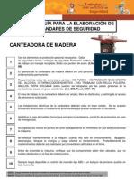 STD Canteadora de Madera