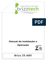 Manual Brizz 25 Abs