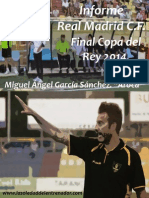Informe Real Madrid