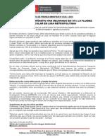 OPERATIVOS DE TRÁNSITO HAN MEJORADO EN 30% LA FLUIDEZ VEHICULAR EN LIMA METROPOLITANA