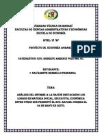 Proyecto Analisis Informe Nacional