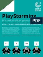 PlayStorming Programm En