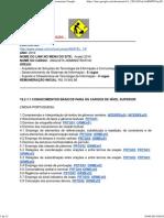 Mapeamento - Anatel 2014 (Em Construção) - Documentos Google
