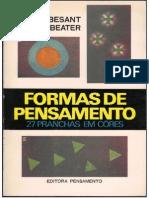 Annie Besant e C.W.Leadbeater - Formas de Pensamento.pdf
