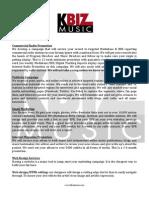 kbiz music service decription3