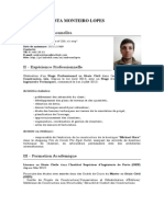 CV André Lopes Juillet 2014 FR