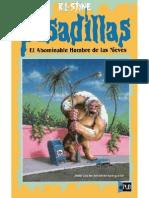 Escalofríos- El Abominable Hombre de Las Nieves