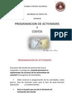 Sesion 09 Costos y Programacion