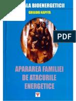 Grigori Kapita - Apararea Familiei de Atacurile Energetice